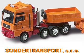 FULL SERVICE FOR OVERSIZED AND HEAVY TRANSPORT